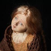 """Куклы и игрушки ручной работы. Ярмарка Мастеров - ручная работа Авторская кукла: Ида (англ. Ida); серия """"воробЫшки"""". Handmade."""
