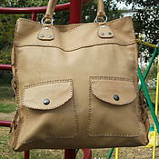 Сумки и аксессуары handmade. Livemaster - original item Favorite bag handmade. Handmade.
