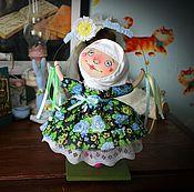 Куклы и игрушки ручной работы. Ярмарка Мастеров - ручная работа Аксиньюшка. Handmade.