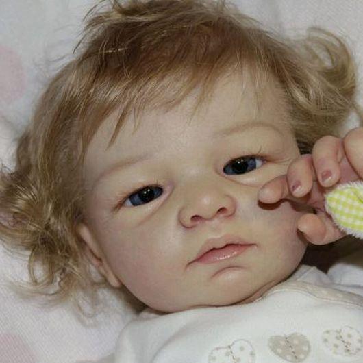 Куклы-младенцы и reborn ручной работы. Ярмарка Мастеров - ручная работа. Купить НИКА  маленькая  принцесса. Handmade. Куклы реборн