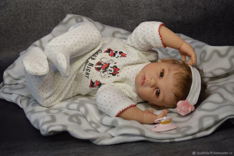 026bd3667afd Buy Reborn doll Valeria Shannon · Baby Dolls   Reborn Toys handmade. Reborn  doll Valeria Shannon from Ann Timmerman.