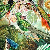 Материалы для творчества handmade. Livemaster - original item Natural silk, branded twill. In stock! wildlife. Handmade.