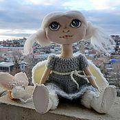Куклы и игрушки ручной работы. Ярмарка Мастеров - ручная работа Снежная моль. Handmade.