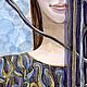 Фантазийные сюжеты ручной работы. Прятки. Мария   Fishangler. Интернет-магазин Ярмарка Мастеров. Картина в подарок, подарок, птица, акварель