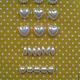 Материалы для флористики ручной работы. Ярмарка Мастеров - ручная работа. Купить Полубусины 4 ВИДА. Handmade. Бусины, сердце