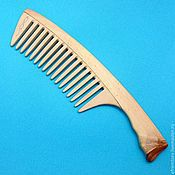 Сувениры и подарки handmade. Livemaster - original item Comb cedar Katun. Handmade.