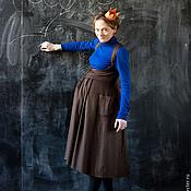 """Одежда ручной работы. Ярмарка Мастеров - ручная работа Сарафан для беременных """"Деревенька"""". Handmade."""