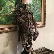 """Куклы и игрушки ручной работы. Ярмарка Мастеров - ручная работа Кукла тильда """" Охотник"""". Handmade."""