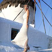 """Одежда ручной работы. Ярмарка Мастеров - ручная работа платье """"Жасмин"""". Handmade."""