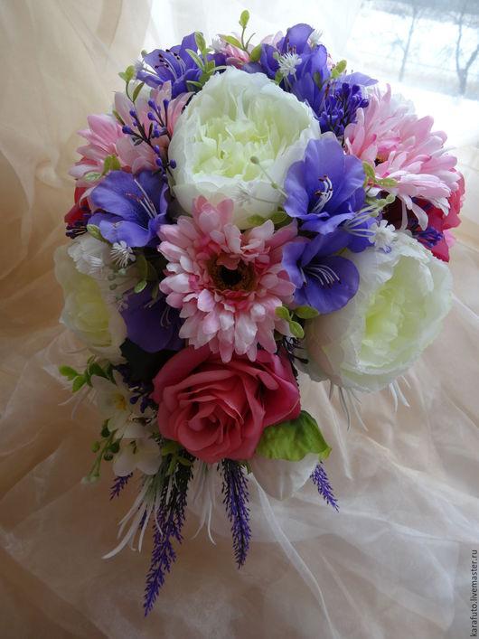 Цветы, букет, интерьерные цветы, интерьерный букет, флористическая композиция, интерьерная композиция, цветы для дома, подарок женщине, подарок девушке, подарок на 8 марта, пионы, розы, весенние цветы