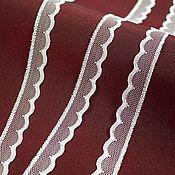 Материалы для творчества handmade. Livemaster - original item Lace 15 mm, color cream. Handmade.