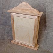 Для дома и интерьера ручной работы. Ярмарка Мастеров - ручная работа Большая ключница 37х25х6.5 см. Handmade.