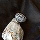 Кольца ручной работы. Серебряное кольцо,эксклюзив. Atalia. Интернет-магазин Ярмарка Мастеров. Эксклюзивное кольцо, серебро 925 пробы