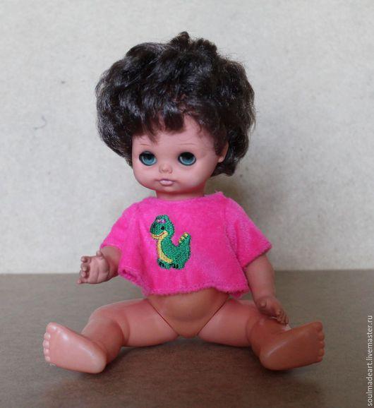 Винтажные куклы и игрушки. Ярмарка Мастеров - ручная работа. Купить Кукла ГДР, 30 см.. Handmade. Комбинированный, немецкая кукла
