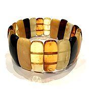 Украшения handmade. Livemaster - original item Bracelet made of natural amber. Handmade.