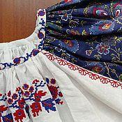 Русский стиль ручной работы. Ярмарка Мастеров - ручная работа Рубаха северная. Handmade.