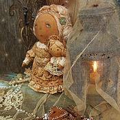Куклы и игрушки ручной работы. Ярмарка Мастеров - ручная работа Сказки  Декабря.... Handmade.