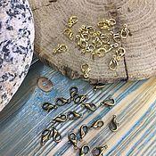 Фурнитура для сумок ручной работы. Ярмарка Мастеров - ручная работа Замок-карабин для создания украшений. Handmade.