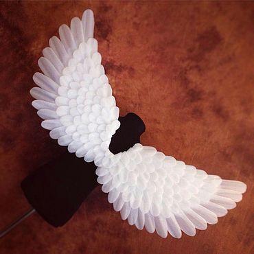 Дизайн и реклама ручной работы. Ярмарка Мастеров - ручная работа крылья средние. Handmade.