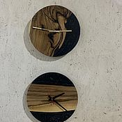 Часы классические ручной работы. Ярмарка Мастеров - ручная работа Часы классические: Настенные часы. Handmade.
