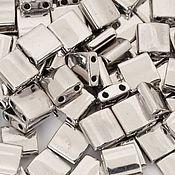 Материалы для творчества ручной работы. Ярмарка Мастеров - ручная работа Миюки ТИЛА 194  metallic palladium finish 10гр. Handmade.
