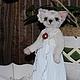 Мишки Тедди ручной работы. Заказать Кошка Мэри. Irene Gromi (Teddy Art Boutique). Ярмарка Мастеров. Кошки, подарок