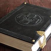 """Канцелярские товары ручной работы. Ярмарка Мастеров - ручная работа Книга """"Всевидящее око"""". Handmade."""