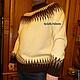 """Для мужчин, ручной работы. Ярмарка Мастеров - ручная работа. Купить Свитер """"Исландские мотивы"""". Handmade. Орнамент, свитер вязаный"""