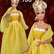 Куклы и игрушки ручной работы. Ярмарка Мастеров - ручная работа Одежда для кукол Барби (бальные и вечерние платья). Handmade.