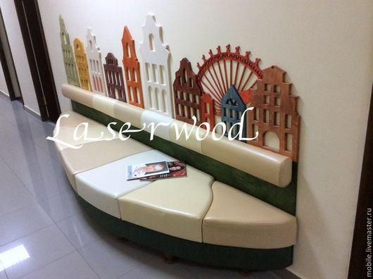 Мебель ручной работы. Ярмарка Мастеров - ручная работа. Купить Диван. Handmade. Диваны, древесина