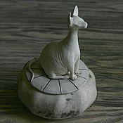 Для дома и интерьера ручной работы. Ярмарка Мастеров - ручная работа Друг, который умел внимательно слушать. Handmade.