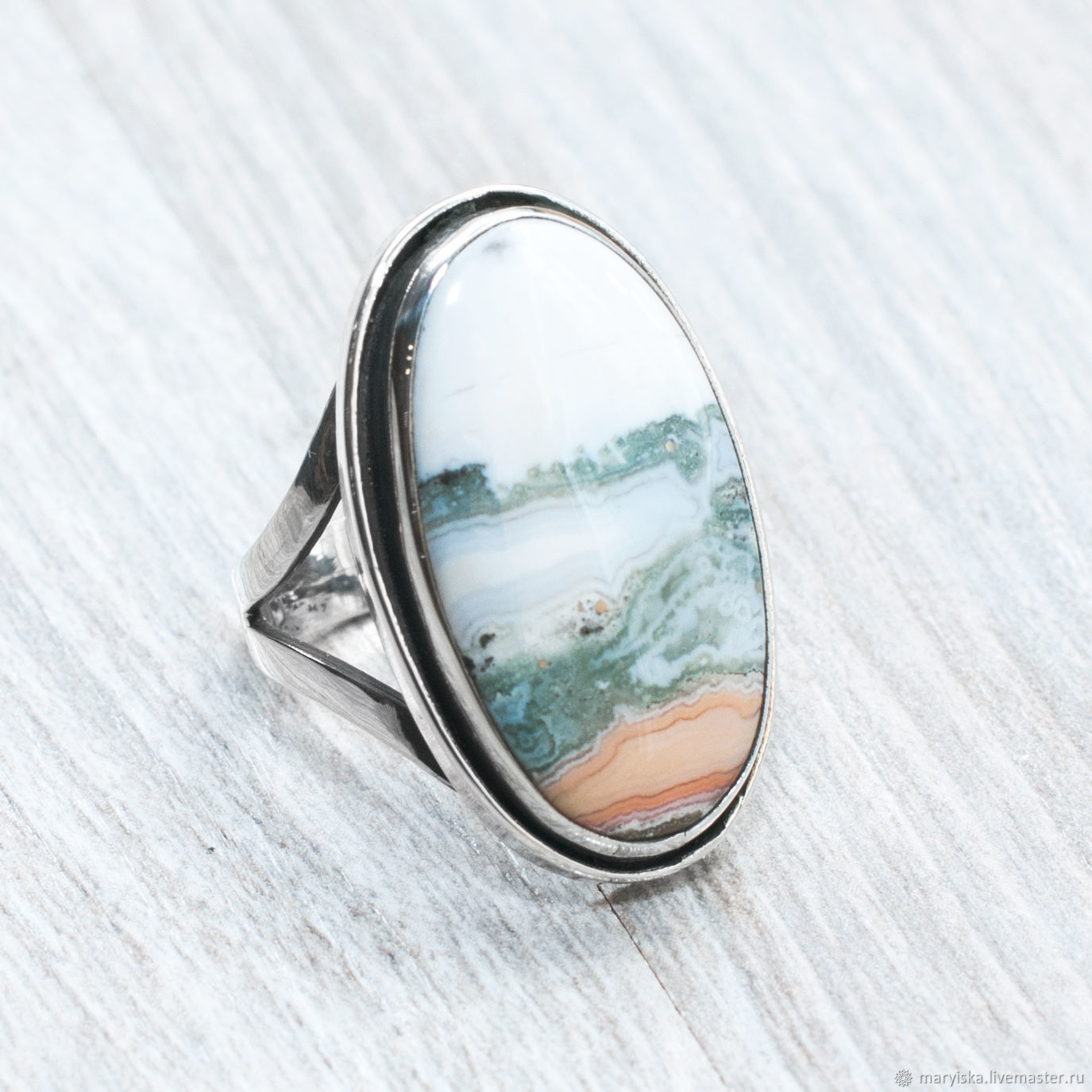 Agate (ring) (928), Rings, Tambov,  Фото №1