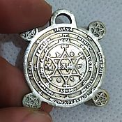 Фен-шуй и эзотерика handmade. Livemaster - original item Print. The great key of Solomon. Handmade.