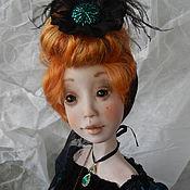"""Куклы и игрушки ручной работы. Ярмарка Мастеров - ручная работа Кукла"""" Беатриче"""". Handmade."""