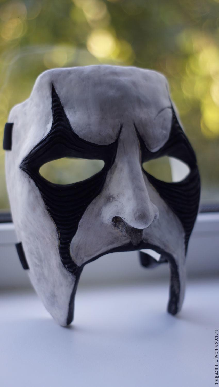 Как сделать маску из слипкнота
