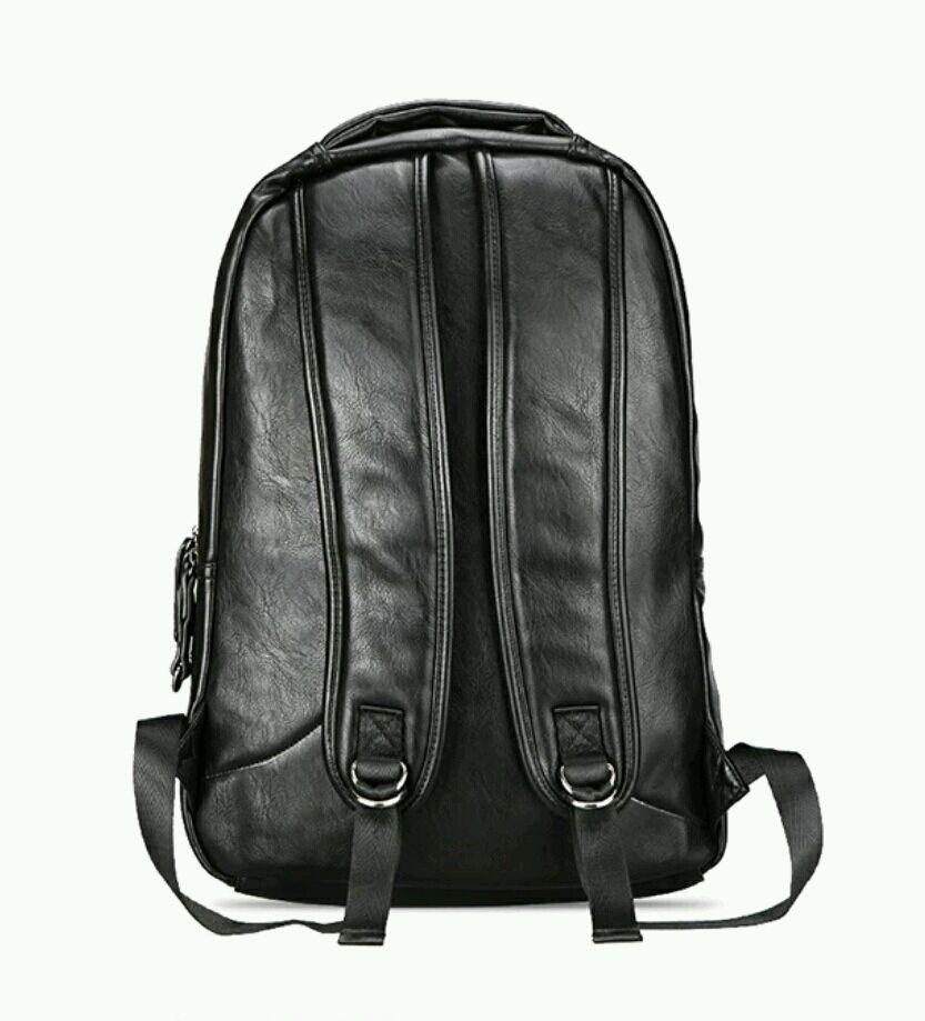 8710f10f537f Мир СУМОК, РЮКЗАКОВ от Антонины Рюкзаки ручной работы. Заказать Мужской  рюкзак экокожа черный распродажа.