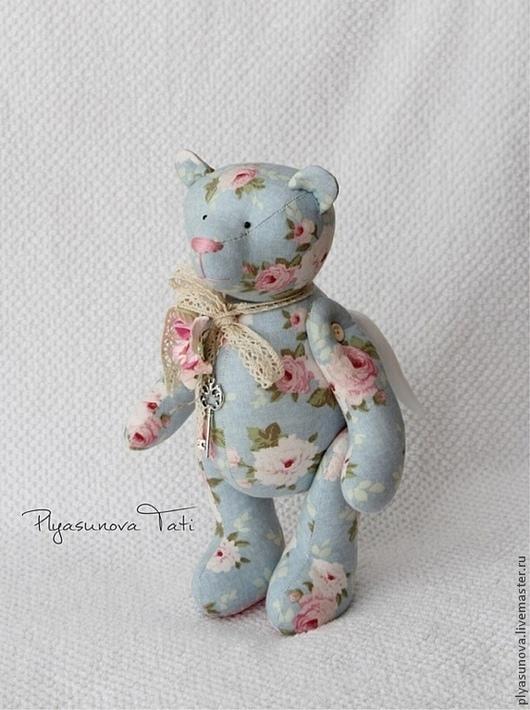 Куклы Тильды ручной работы. Ярмарка Мастеров - ручная работа. Купить Мишка Ангел - мягкая игрушка тильда. Handmade. Мишка