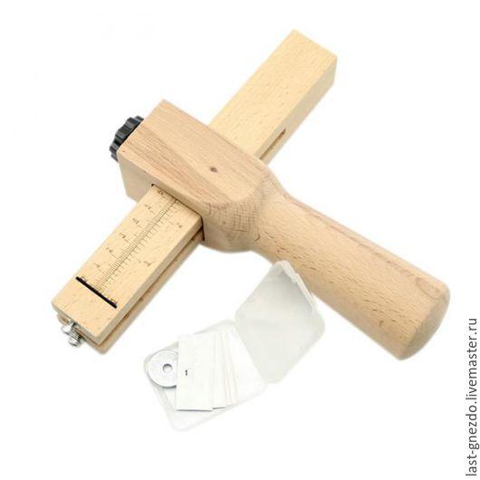 """Другие виды рукоделия ручной работы. Ярмарка Мастеров - ручная работа. Купить Нож для ремней """"СТРАП-КУТТЕР"""". Handmade. Инструменты"""