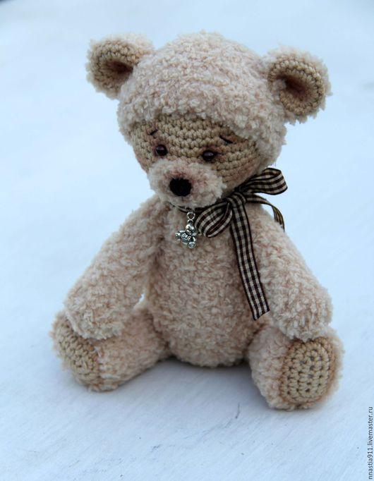 Мишки Тедди ручной работы. Ярмарка Мастеров - ручная работа. Купить Кукла Мишка Брауни (вязаная игрушка). Handmade.