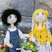 Куклы и игрушки ручной работы. Ярмарка Мастеров - ручная работа Mary&Sam - Farm Stories. Handmade.