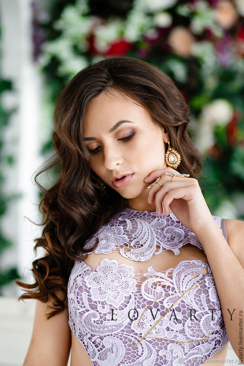 Lilac dress, Dresses, Nizhny Novgorod,  Фото №1