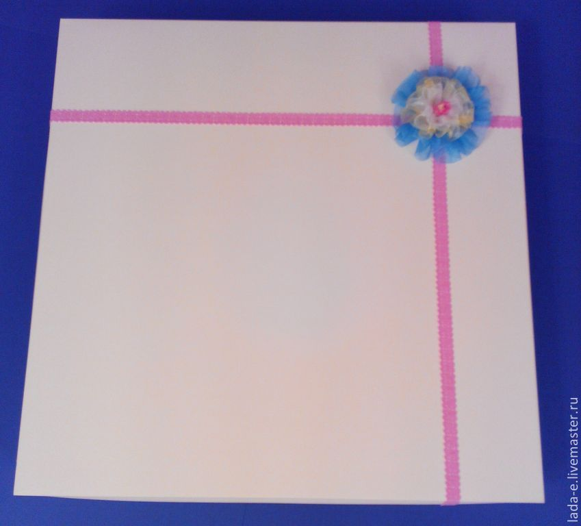 Упаковка подарочная с элементами декора, Упаковочная коробка, Москва,  Фото №1