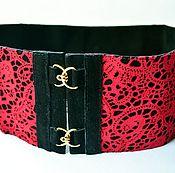 Аксессуары handmade. Livemaster - original item Belt slimming