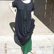 Одежда ручной работы. Ярмарка Мастеров - ручная работа Платье двойное. Handmade.