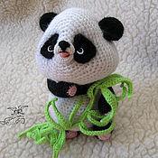 Куклы и игрушки ручной работы. Ярмарка Мастеров - ручная работа Пандик Бай Юнь (белое облачко). Handmade.