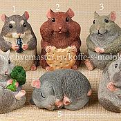 Материалы для творчества handmade. Livemaster - original item Silicone molds for soap Hamster in stock. Handmade.
