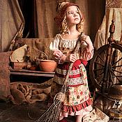 Работы для детей, ручной работы. Ярмарка Мастеров - ручная работа ЗОЛУШКА платье костюм. Handmade.