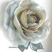 handmade. Livemaster - original item FABRIC FLOWERS.