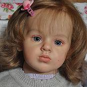 Куклы и игрушки ручной работы. Ярмарка Мастеров - ручная работа Кукла реборн Алиса. Handmade.
