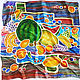 Batik, silk handkerchief ' Full bowl». Shawls1. Rudnitskaya Irina. My Livemaster. Фото №6